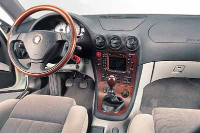 Alfa 166 2.4 JTD / Volvo S80 2.5 D