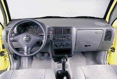 Seat Arosa 1.4 TDi Stella