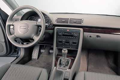 Audi A4 2.0 / Mercedes C 180