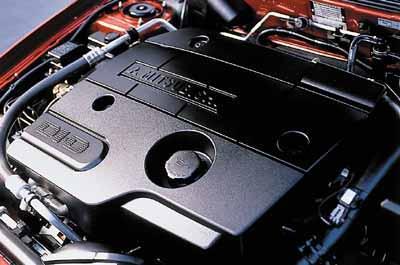 Mitsubishi Carisma DI-D