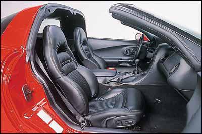 Chevrolet Corvette / Porsche Carrera Targa