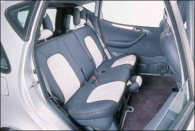Mercedes A 210 L