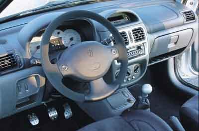 Renault Clio Sport 2.0 16v