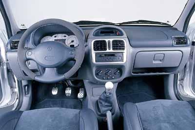 Renault Clio Sport / Seat Ibiza Cupra