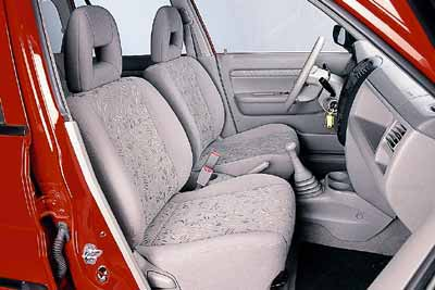 Mazda Demio 1.5 16V Exclusive