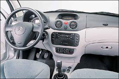 Citroën C3 1.4 HDI SX Plus / Ford Fiesta 1.4 TDCi Ghia / Peugeot 206 1.4 HDI XT / Seat