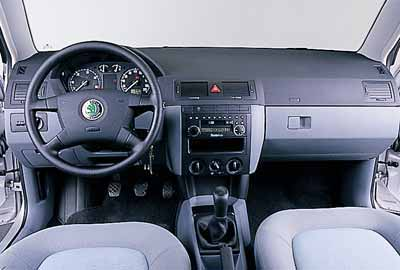 Skoda Fabia 1.9 Sdi Comfort / Volkswagen Polo 1.9 SDi Trendline
