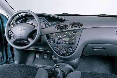 Ford Focus 1.8 TDdi Ambiente 5p