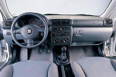 Seat Ibiza / Skoda Fabia / Seat León