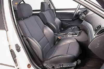 BMW 320d / Mercedes C 220 CDI