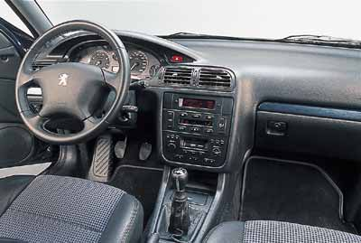 Peugeot 406 Coupé 2.2