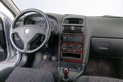 Opel Astra 2.0 DTI 16V