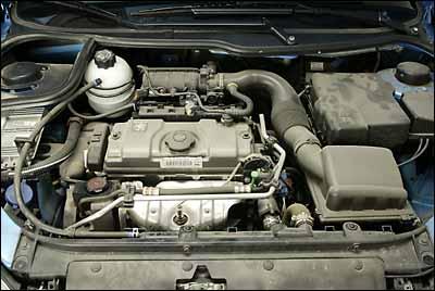 Peugeot 206 1.4 XS 3p