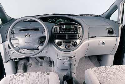 Toyota Previa 2.4 Luna 8 P