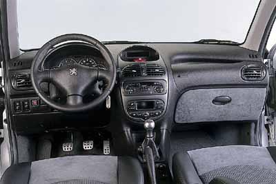 Fiat Punto HGT / Peugeot 206 GTi