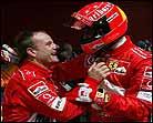 Michael Schumacher, <i>Imperator</I>