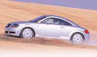 El Audi TT, absuelto de las acusaciones de inestabilidad