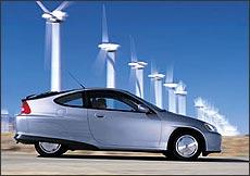 Honda estudia abandonar el Insight y sustituirlo por el Civic híbrido