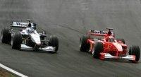 Coulthard, descalificado en el Gran Premio de Brasil