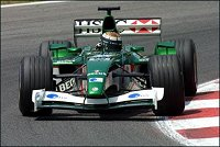 Irvine amenaza con dejar la Fórmula 1