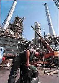 Irak se enfrenta a la ONU y provoca una fuerte subida del petróleo