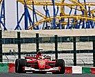 Schumacher se lleva la última pole del año
