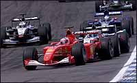 EM.TV estudia abandonar la Fórmula 1