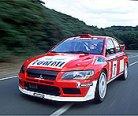 Mitsubishi anuncia el debut de un Word Rally Car