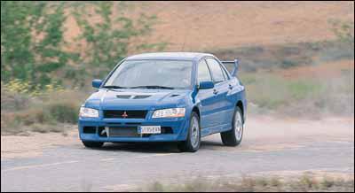 Mitsubishi Lancer Evo VII / Subaru Impreza WRX STi
