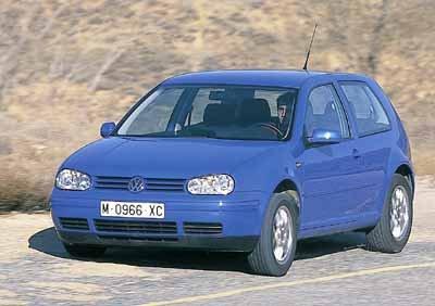 Seat León 1.8T / Volkswagen Golf GTI