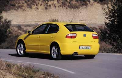 Seat León 1.9 TDi 150 CV / Seat León Cupra 4