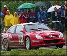 Loeb domina el Rally de Alemania