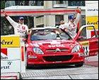 Sebastien Loeb, satisfecho con su victoria en Montecarlo