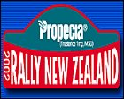 La grava causará problemas en el Rally de Nueva Zelanda