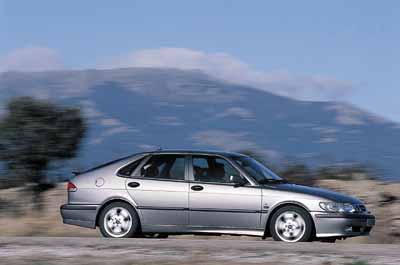 Lancia Lybra 2.4 JTD / Opel Vectra 2.2 Dti / Saab 9-3 2.2 TiD / Volkswagen Passat 1.9x
