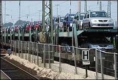 La industria del automóvil pide socorro