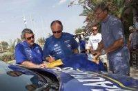 Schlesser lidera la clasificación del Rally de Marruecos