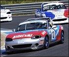 De Villota y Gabari finalizan quintos en la primera carrera de la Mazda Cup