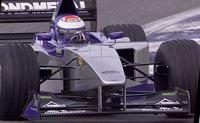 El argentino Mazzacane, compañero de Gené en Minardi