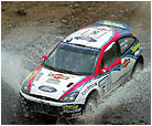 McRae consigue su tercera victoria en el Rally Safari