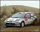 Enfado en Ford con McRae y el bajo rendimiento de los Focus WRC