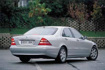 Mercedes S400 CDI