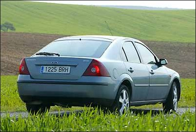 Ford Mondeo TDCI 5p