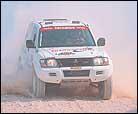 Monterde y Tornabell siguen quintos en el Master Rally 2002