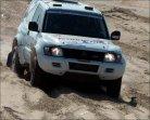 Monterde consigue el tercer puesto en el Master Rallye