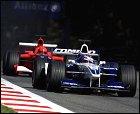Montoya sustituirá a Button en Williams