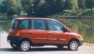 El Fiat Multipla tiene nueva equipación de serie
