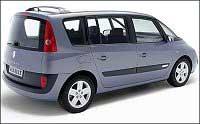 El Renault Espace llegará a España a mediados de noviembre