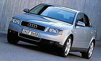 Contacto: Audi A4 2.0 130 CV