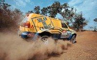 Roma se desquita ganando la última gran etapa del Dakar